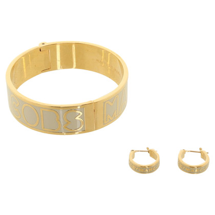 Marc by Marc Jacobs Set van armband en oorbellen