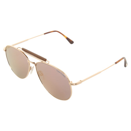 Tom Ford Rose gold sunglasses