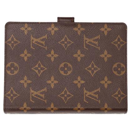 """Louis Vuitton """"Agenda Fonctionnel MM Monogram Canvas"""""""