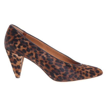 Isabel Marant Etoile pumps con motivo leopardo