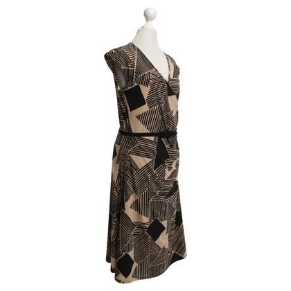 Ralph Lauren Kleid in Wickel-Optik