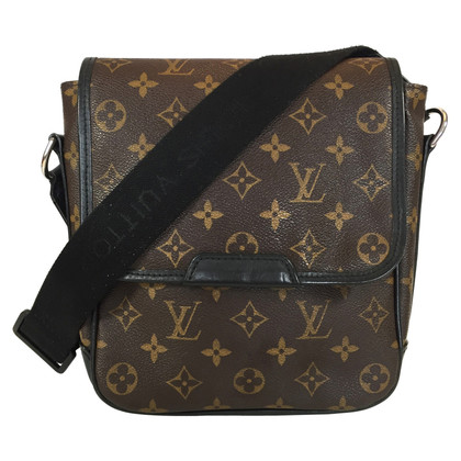 "Louis Vuitton ""Bass PM Monogram Macassar"""