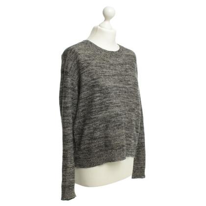 Acne Pullover in Grau-Meliert