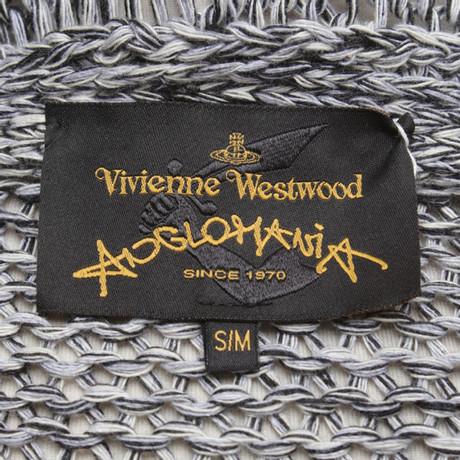 Vivienne in Westwood Strickjacke Westwood Vivienne Schwarz Wei RnfHqRO