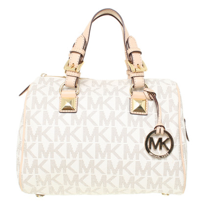 Michael Kors Cream-coloured handbag