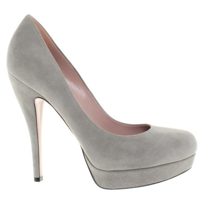Gucci High Heels in Gray