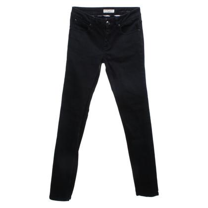 Burberry Jeans in nero