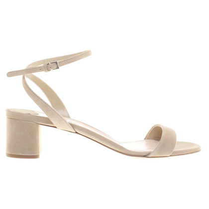 Miu Miu Sandals in Beige