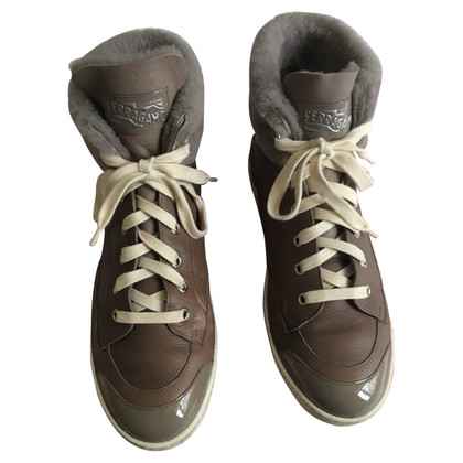 Salvatore Ferragamo High-top sneakers
