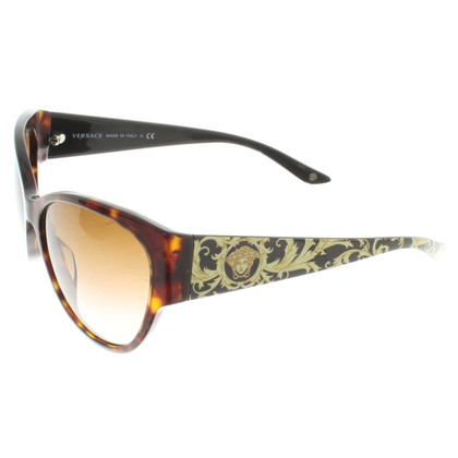 Versace Sunglasses with pattern