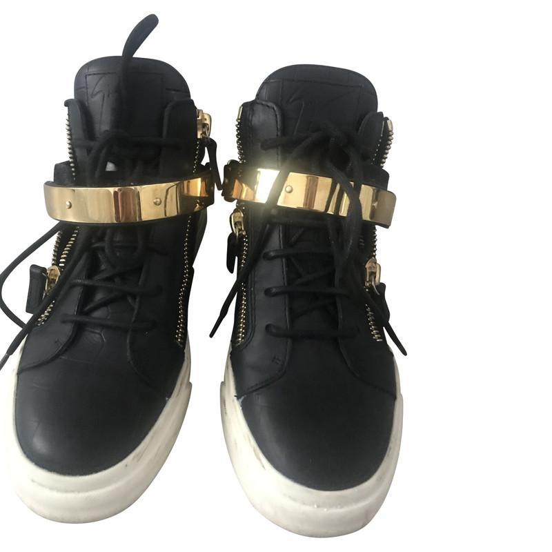 Giuseppe Zanotti Trainers Leather