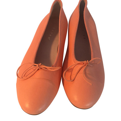 Unützer Leather ballerinas