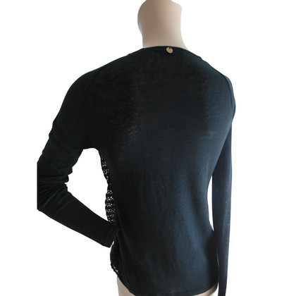 Rich & Royal Leinen-Pullover