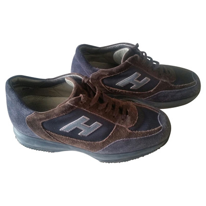 Hogan Sneakers in Bicolor