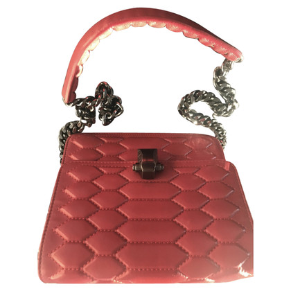 Roberto Cavalli Shoulder bag in red