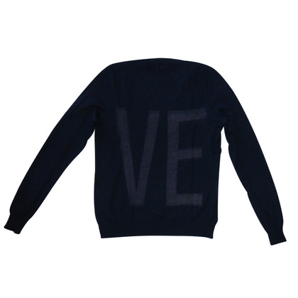 Moschino Love wool jumper