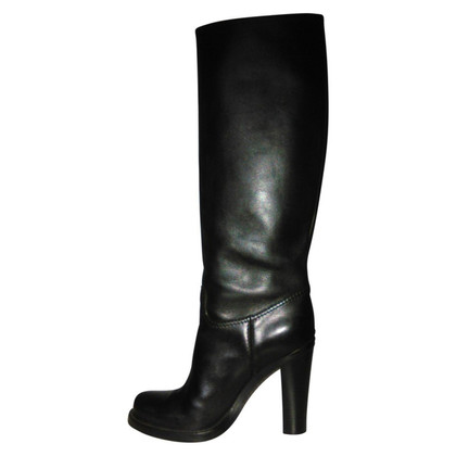 Casadei Leather boots