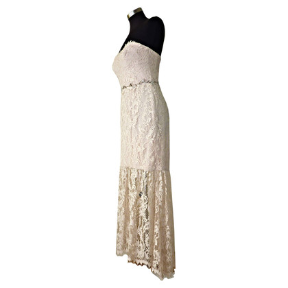 Marchesa Dress with lace