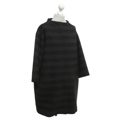Bogner Coat with striped pattern