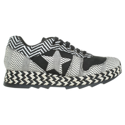 Stella McCartney Sneakers with pattern