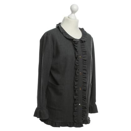 Marni Jacket with ruffle