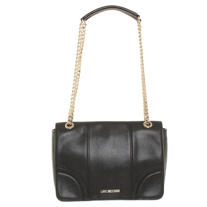 Moschino Love Handtas in zwart