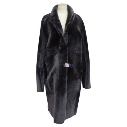 Joseph Lambskin coat for tacking