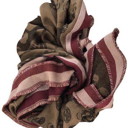 Alexander McQueen Cashmere scarf