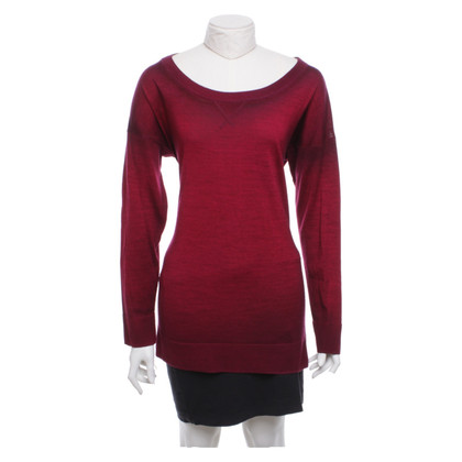 Marc Cain Sweater in bordeauxrood