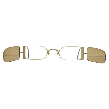 Giorgio Armani Sunglasses with gold frame