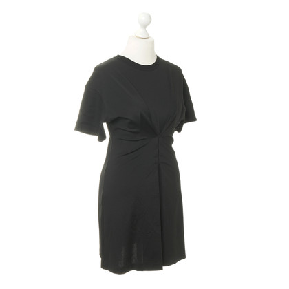 Marc by Marc Jacobs Black dress with pleats detail