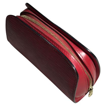 Louis Vuitton Rote Tasche