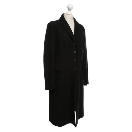 Riani Classic coat in black