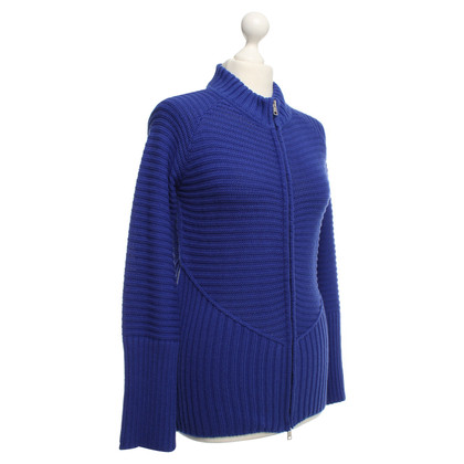 Marc Cain Strickjacke in Blau