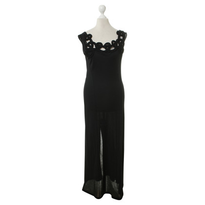 La Perla Long dress in black