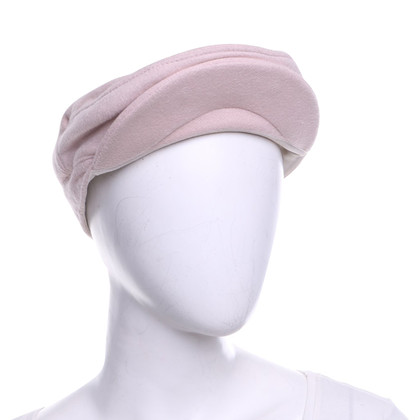 Ermanno Scervino Hat made of angora wool