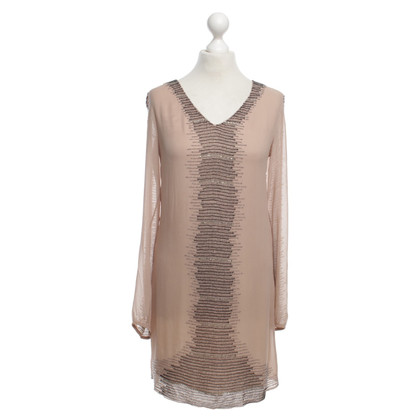 Haute Hippie Silk sequin dress