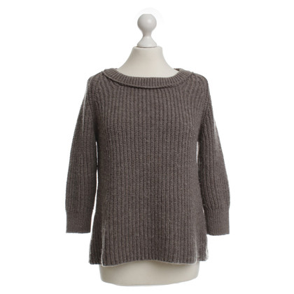 Marc Cain Pullover in Taupe