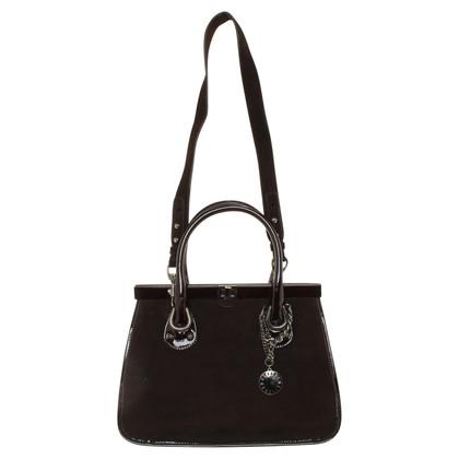 Stuart Weitzman Handbag in dark brown