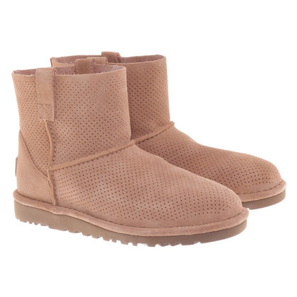 Ugg Boots with lace pattern