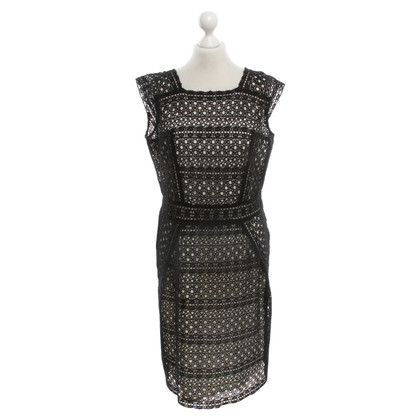 Laurèl Lace dress in black
