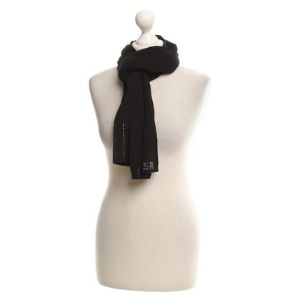 Sonia Rykiel Foulard en noir