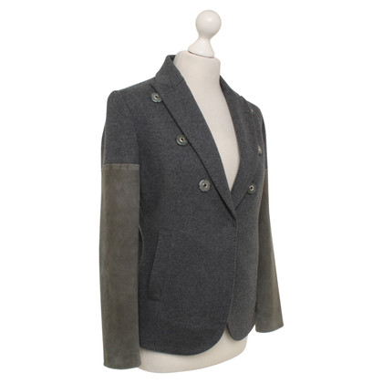 Brunello Cucinelli Blazer in Gray