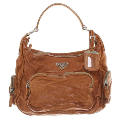 Prada Handbag Destroyed