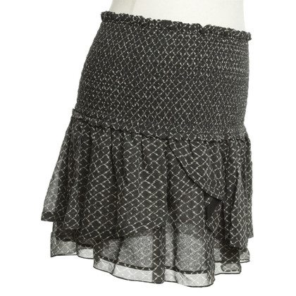 Isabel Marant Patterned summer skirt