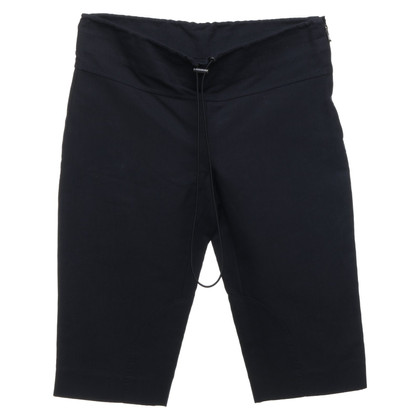 Lanvin Shorts in donkerblauw
