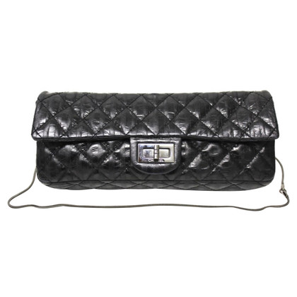 "Chanel ""2.55 Reissue Flap Bag East West"""