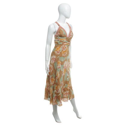 DKNY Dress with a floral pattern