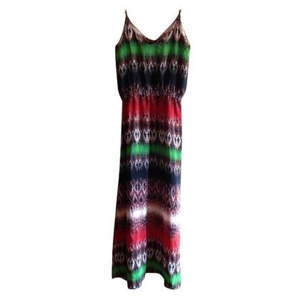 ViX Paula Hermanny lange zijden jurk