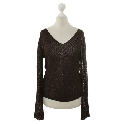 Ralph Lauren Black Label Long Sleeve Top with beads